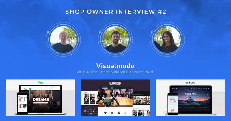 MakiPlace Shop Owner Interview #2: Visualmodo from Brazil